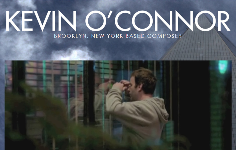 Kevin Oconnor music composer website